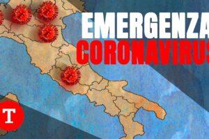 Coronavirus, sospesi gli eventi e le competizioni in 5 Regioni