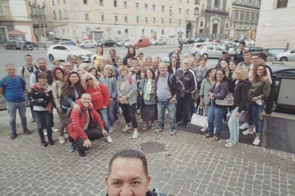 Gita Napoli Sotterranea di domenica 22 settembre