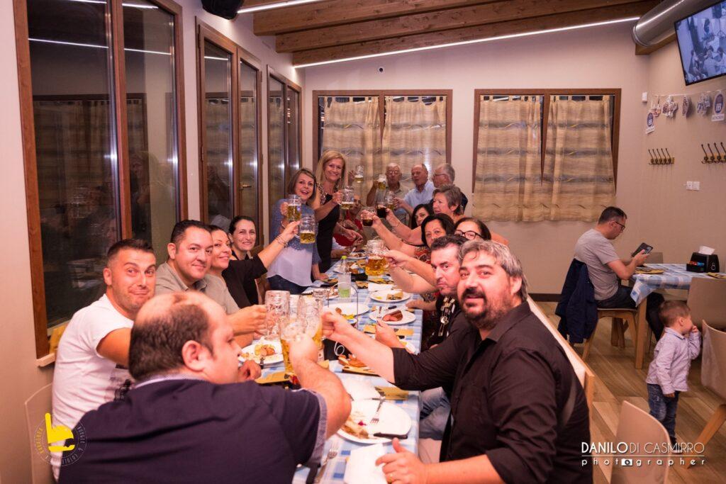 1^ Oktoberfest alla quale la nostra associazione ha partecipato.