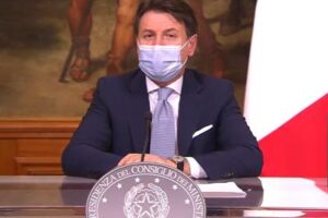 "Nuovo Dpcm, Conte: ""Italia divisa in 3 aree"""
